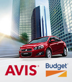 Avis and Budget Car Rental